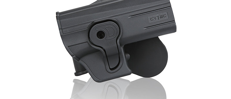 Cytac D Series Holster CZ75 SP01 Shadow