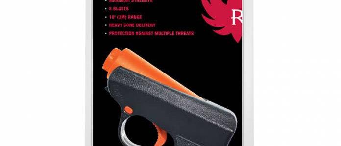 Ruger Pepper Spray Gun