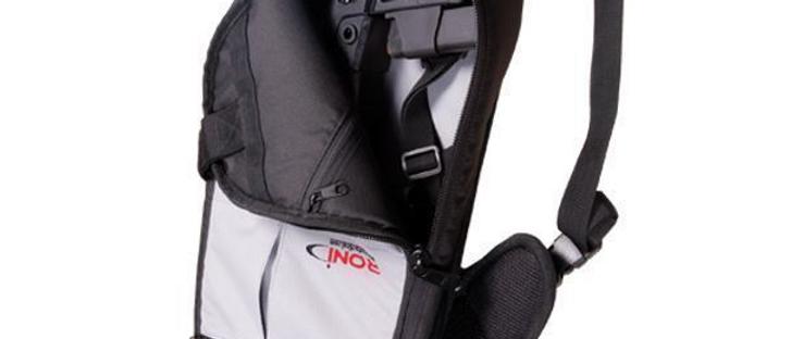 Ronny Gun 600x300x100 Backpack