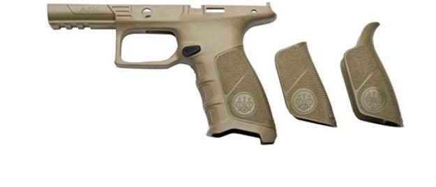 Beretta APX Frame/Grip/Strap kit D/Earth