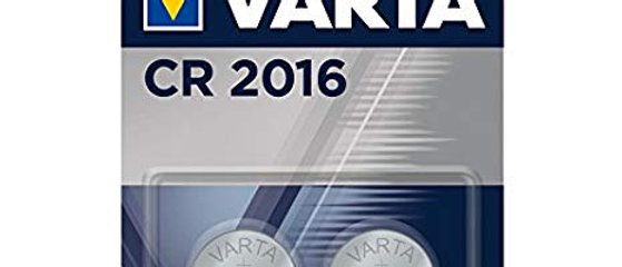 VARTA CR2016 ELECTRONIC