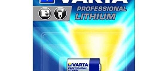 CR2 LITHIUM VARTA 3V