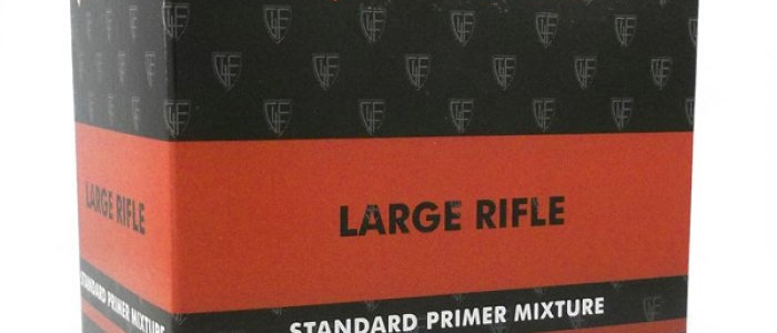 FIOCCHI LARGE RIFLE PRMERS (150)