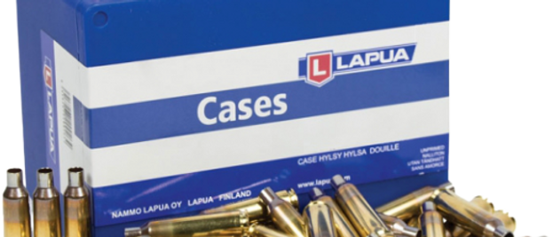 Lapua Cases 6.5mm Creedmoor (100)