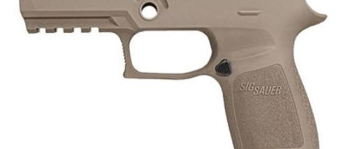 Grip Module Assy 250,320,9/40/35,Compact,Small,FDE