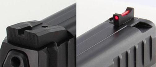 DP HK VP9 FIXED COMP SIGHT SET-FIBER OPTIC