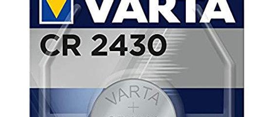 VARTA CR2430 ELECTRONIC