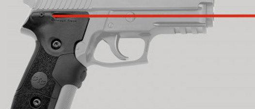 Crimson & Trace Lasergrip Beretta 92 Milspec