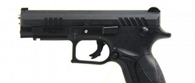 Grand Power Q100 9mm Para Pistol