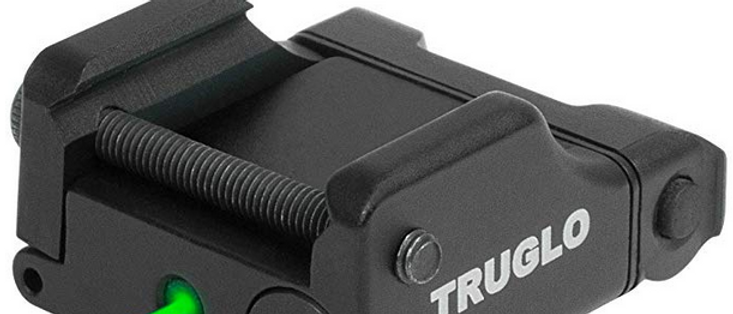 TRUGLO MICRO LASER SIGHT TAC RED