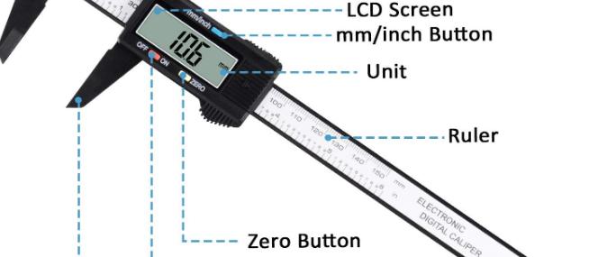 ELECTRONIC DIGITAL CALIBER