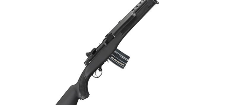 """RUGER MINI-14 300BLK RIFLE 16.12"""" 2MG/20"""