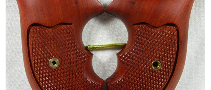 Pachmayr Grips Taurus Small R/Wood Smooth