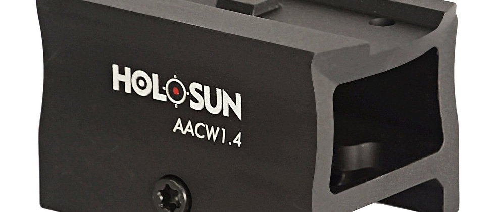 High Mount For Holosun Sights