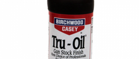 BC True-Oil Stock Finish