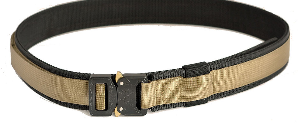 Cobra EDC Belt- Coyote Brown size 40