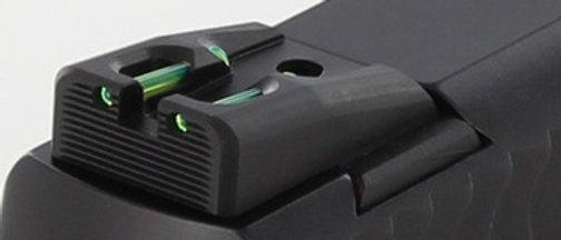 DP S&W M&P Shield Fixed Carry Sight Set Fibre