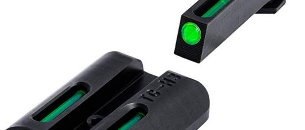 TruGlo Fibre Optic Glock Low Sight Set