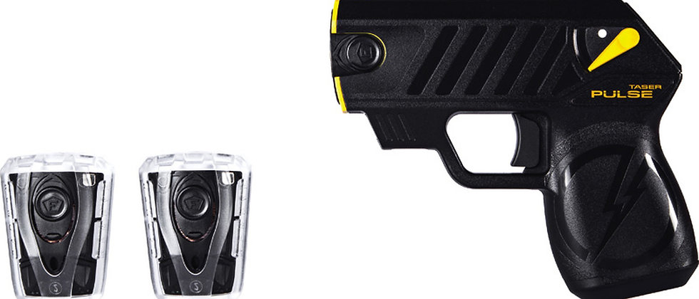 Taser Pulse With 2 x Cartridges