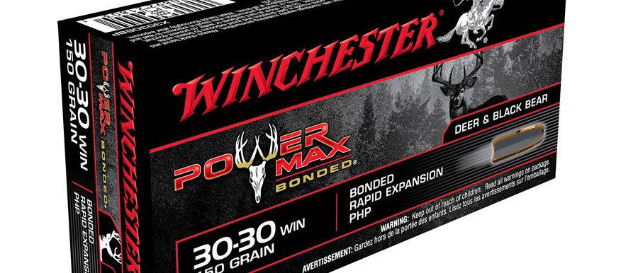 WINCHESTER 30-30 WIN 150GR P-MAX BONDED (20)