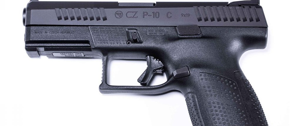 CZ-P10 9mm Para Compact