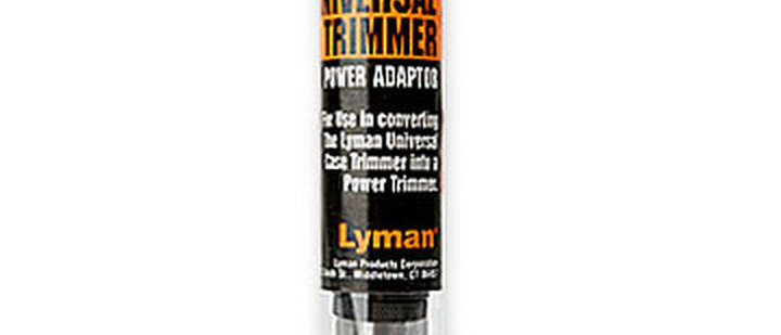 LYMAN UNIVERSAL POWER ADAPTOR