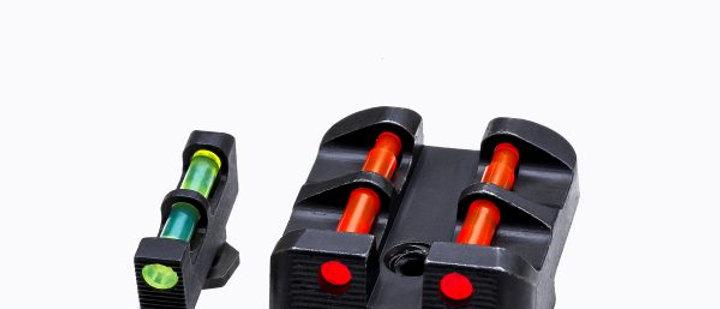 HiViz Litepipe Green/Red Kit GLT178 & SGLV