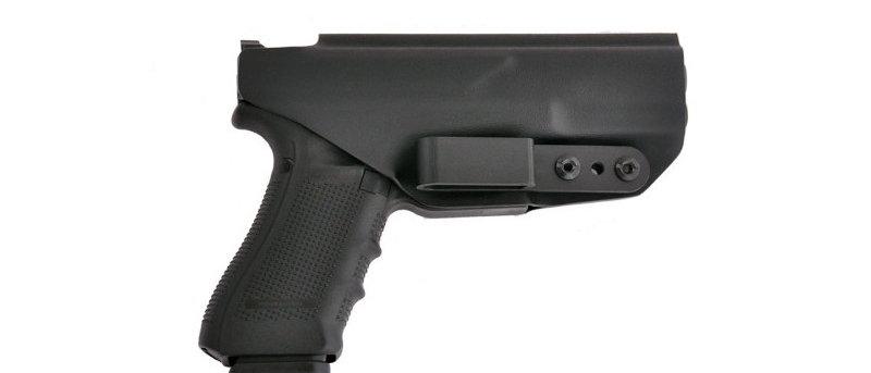 DANIELS Glock 17 Laser IWB Holster