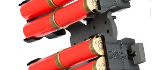 Safariland Shotgun Shell Holder W/744BL 086-8
