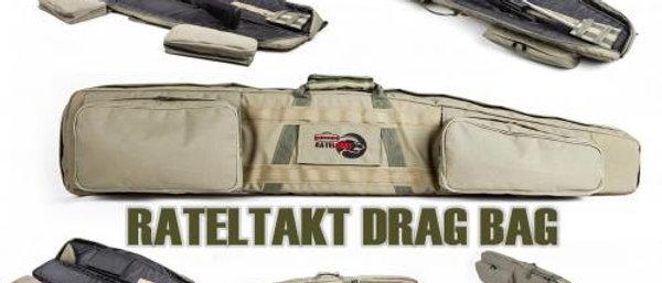 """SSG RATELTAKT 58"""" COMPETITION DRAG BAG RIPTECH BLA"""