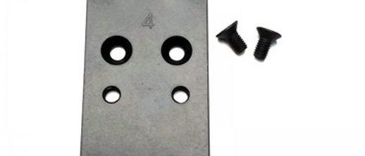 CZ P-10 Optics Ready Plate Vortex Venom