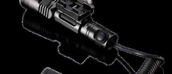 Nitecore CU6 UV Flashlight + 260mAh USB battery