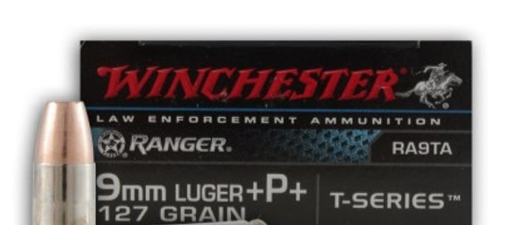 WINCHESTER 9MMP 147 GR JHP RANGER T (50)