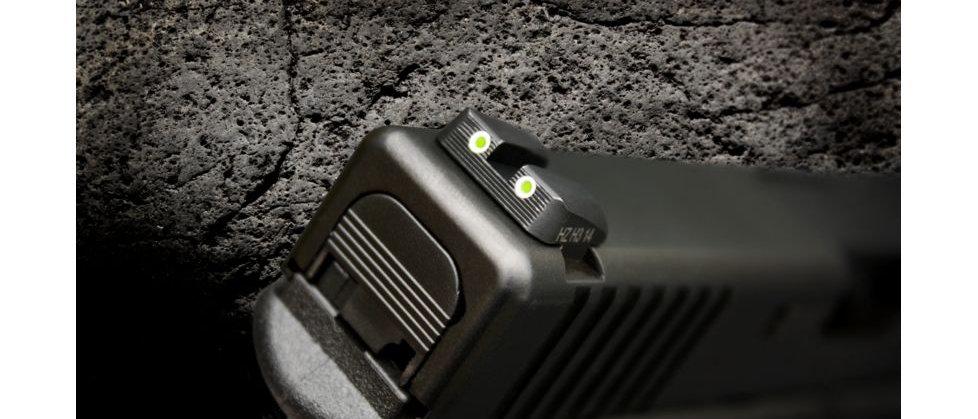 Hi Viz Nite Sight Glock 45/10mm
