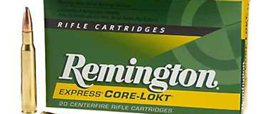 Remington Core-Lokt 300 Win 150gr PSPCL (20)