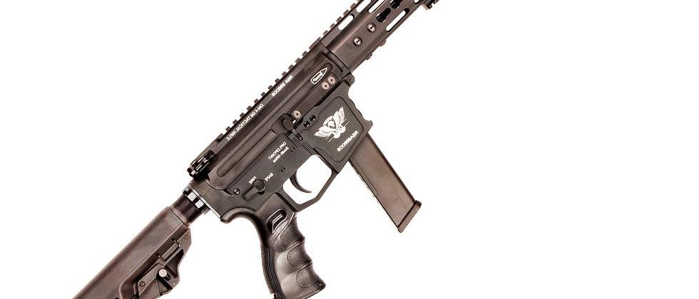 "DM4 9"" 9mm Free Floating Glock Magwell"