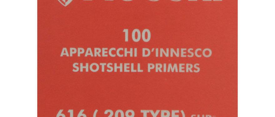 Fiocchi 12GA Primers (800)