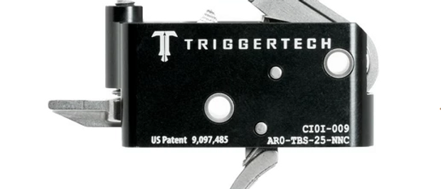 Trigger Tech AR Primary Trigger Curved