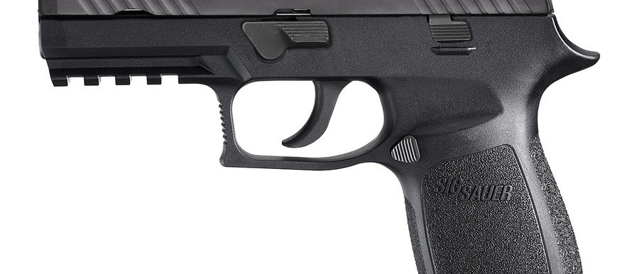 Sig Sauer P320 Compact 9mm W/ Sight