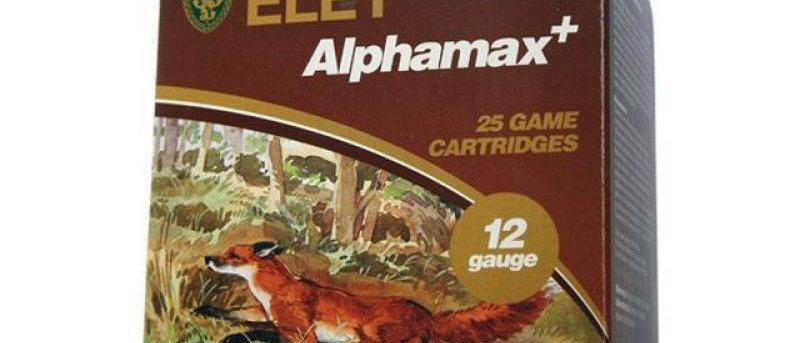 ELEY ALPHAMAX 12GA 70mm (25)