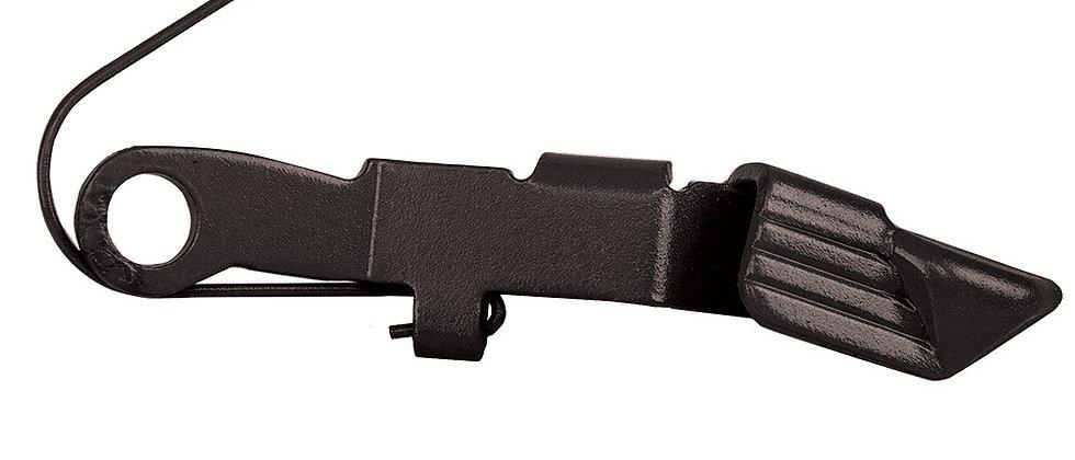 Glock Slide Stop Lever Extended EXcl Gen5 .10mm/4