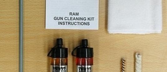 Ram Ring Handle Handgun Cleaning Kit