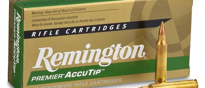 Remington PR 22-250 Rem 50gr Accutip-V BT (20)
