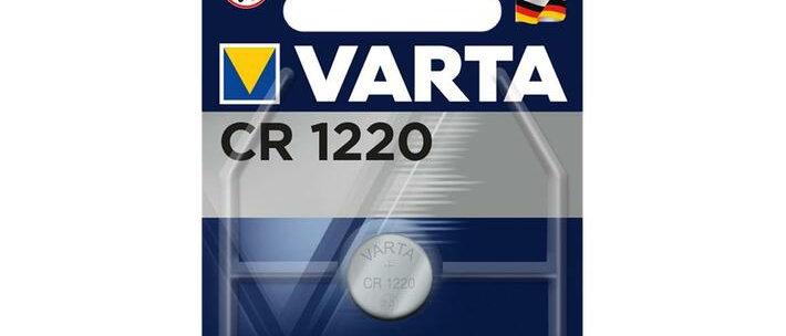 CR1220 VARTA ELECRONIC