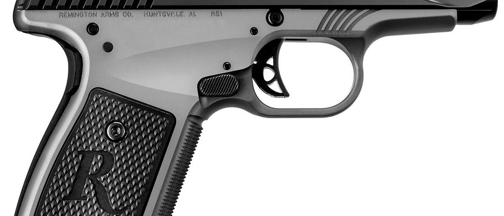 Remington R51 9mmP 7rd Pistol