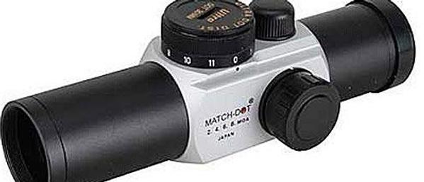 Ultradot Gen1 30mm Satin