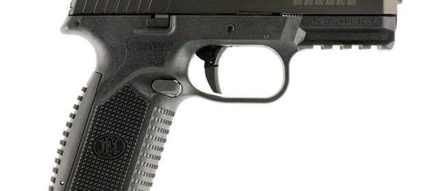 FN509 9mm Para Pistol
