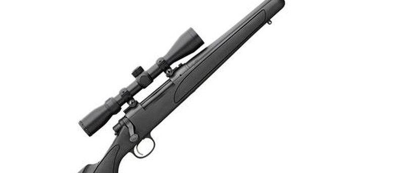 """Remington 700 ADL 243 Win Syn W/SCOPE 24"""""""