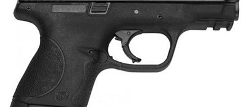 SMITH & WESSON M&P 9mmP C pistol