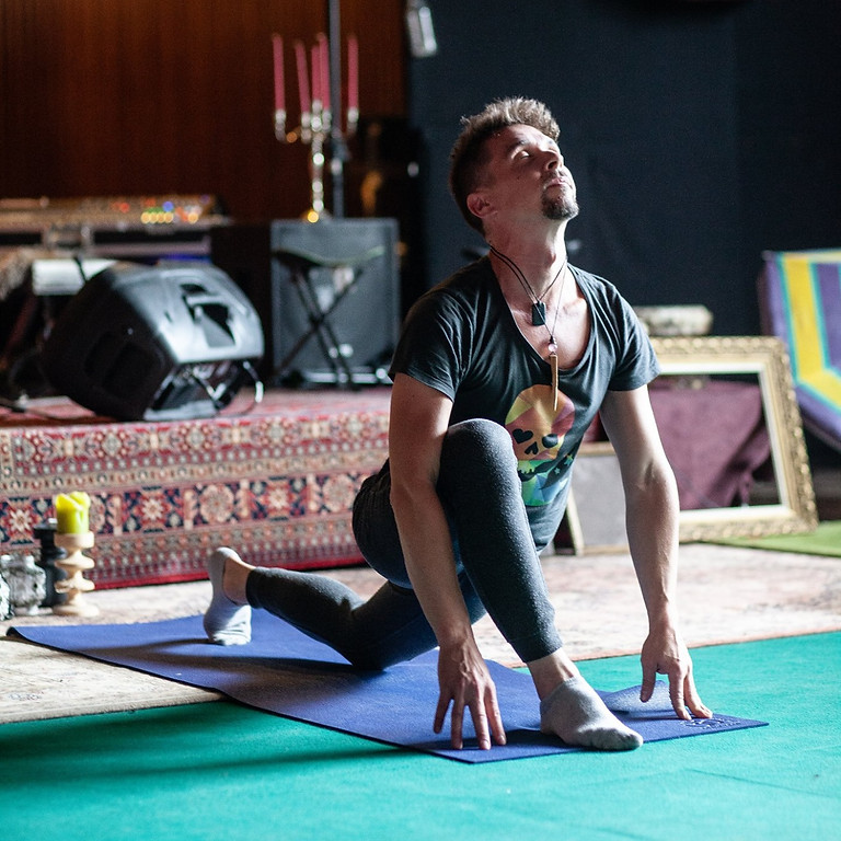 5-delige reeks - Workshop: Tai Chi / Yoga / Qiqong